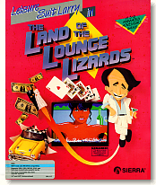 Leisure Suit Larry In the Land of the Lounge Lizards AGI